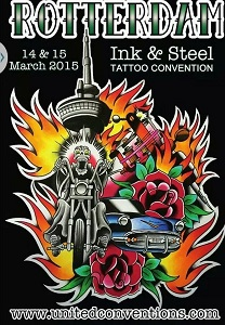 Tattoo Convention Rotterdam 2015