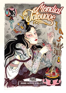 Mondial du Tatouage Paris 2017