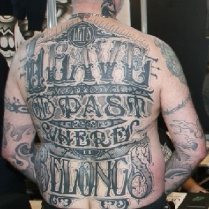 Text Tattoos
