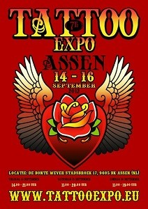 Tattoo Expo Assen 2012