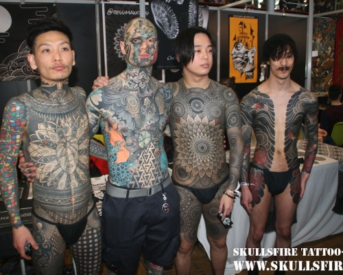 EX-SkullsFire Tattoo Conventions