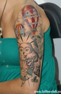 Animal Tattoos  79