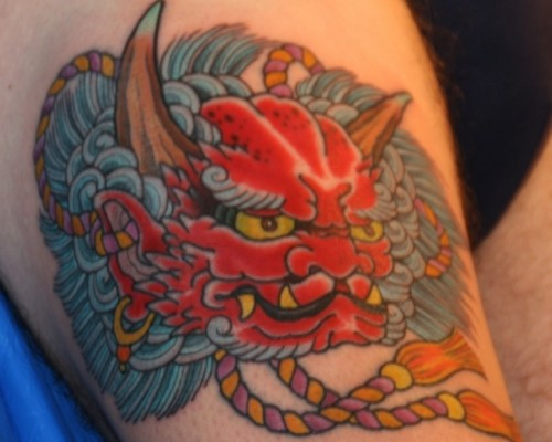 Demons and Monster Tattoos  146