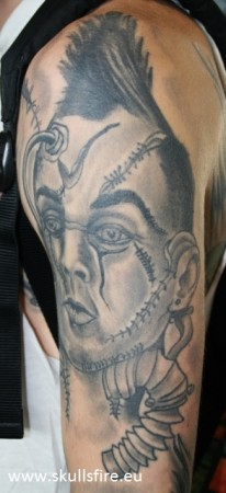 Demons and Monster Tattoos  156