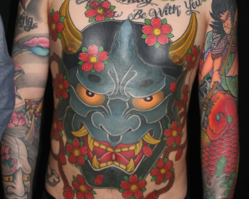 Demons and Monster Tattoos  208