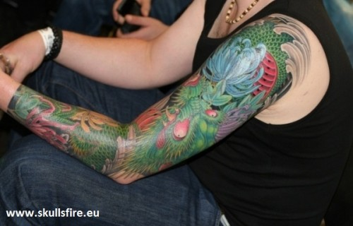 Dragon Tattoos  12