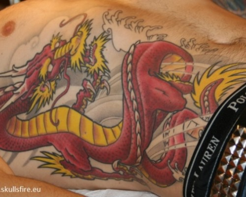 Dragon Tattoos  21