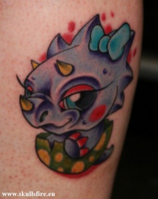 Dragon Tattoos  26