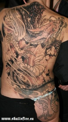 Dragon Tattoos  28