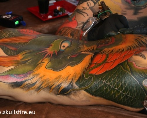 Dragon Tattoos  32