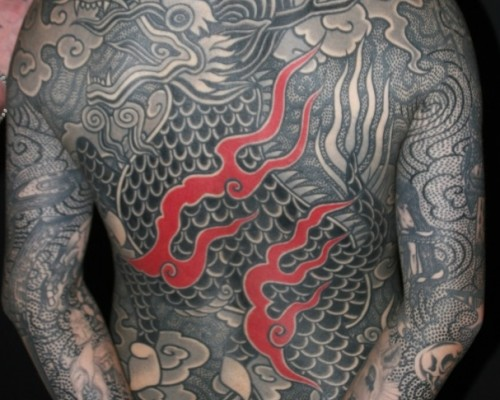 Dragon Tattoos  37