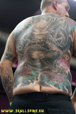 Dragon Tattoos  7