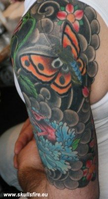 Flower Tattoos  130