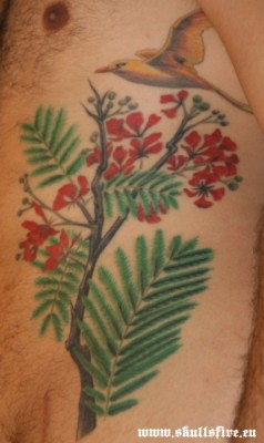 Flower Tattoos  135