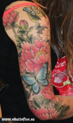 Flower Tattoos  137