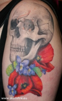 Flower Tattoos  157