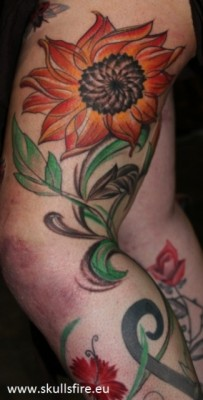 Flower Tattoos  159