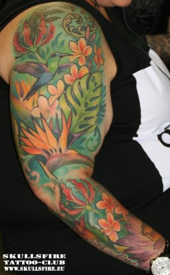 Flower Tattoos  187