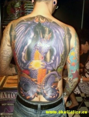 Best Tattoos   Color  10