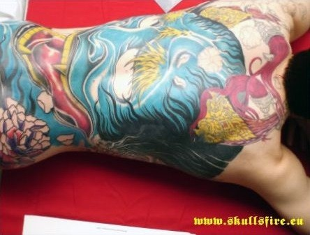 Best Tattoos   Color  11
