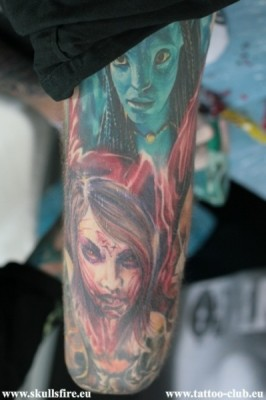 Best Tattoos   Color  23