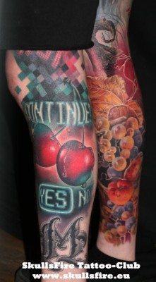 Text Tattoos  70