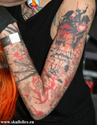 Best Tattoos   Color  136