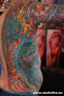 Best Tattoos   Color  165