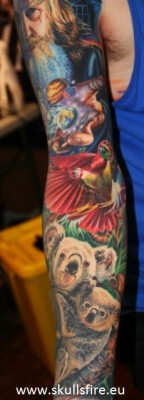 Best Tattoos   Color  186