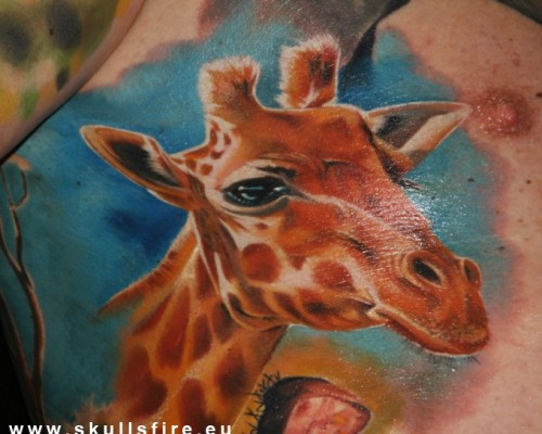 Best Tattoos   Color  219