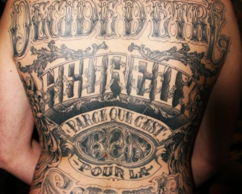 Best Tattoos   Black  143