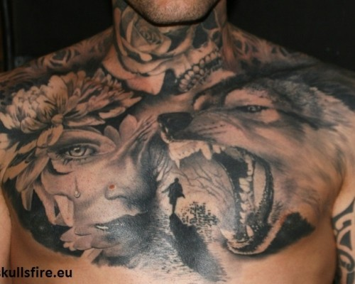 Best Tattoos   Black  154