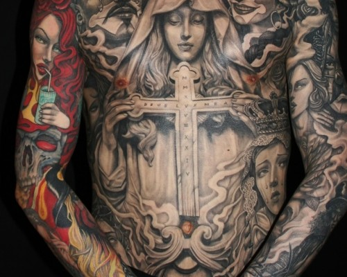 Best Tattoos   Black  158