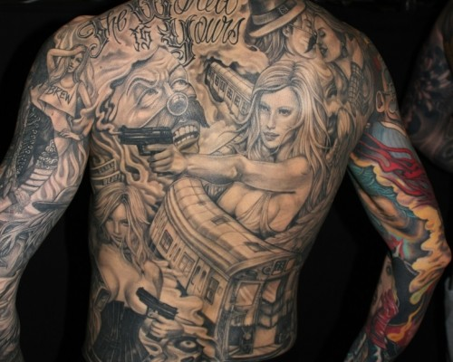 Best Tattoos   Black  161