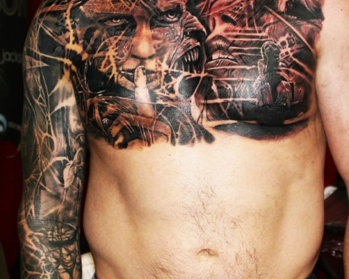 Best Tattoos   Black  180