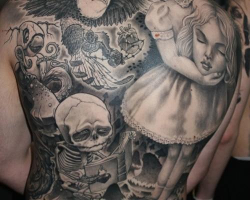 Best Tattoos   Black  197