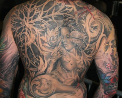Best Tattoos   Black  207