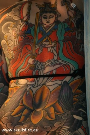 Big Piece   Color Tattoos  109