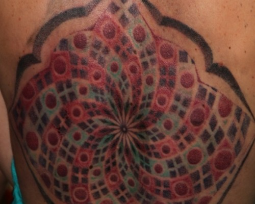 Big Piece   Color Tattoos  118