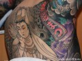 Big Piece   Color Tattoos  121