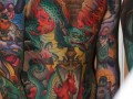 Big Piece   Color Tattoos  124