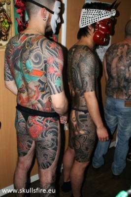 Big Piece   Color Tattoos  126