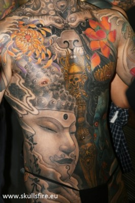 Big Piece   Color Tattoos  128