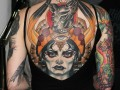 Big Piece   Color Tattoos  143