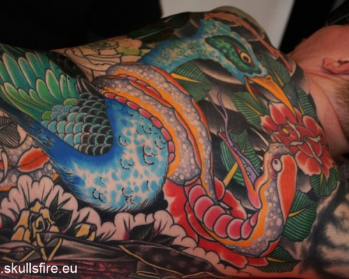 Big Piece   Color Tattoos  146