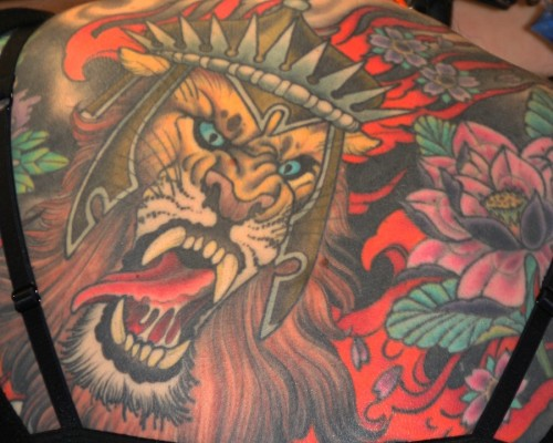 Big Piece   Color Tattoos  154