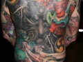 Big Piece   Color Tattoos  159