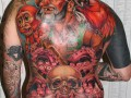 Big Piece   Color Tattoos  161
