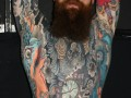 Big Piece   Color Tattoos  169