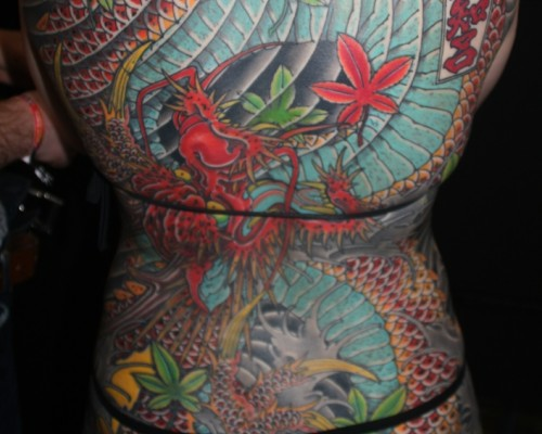 Big Piece   Color Tattoos  193